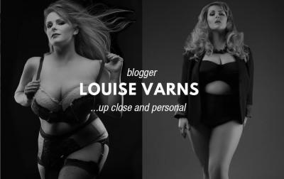 Louise Varns...Up Close and Personal