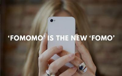 'FOMOMO' is the new 'FOMO'