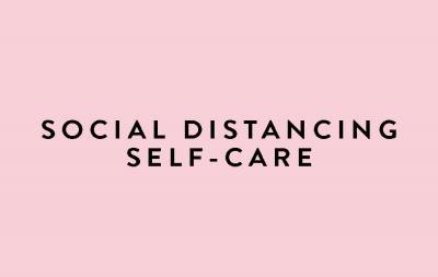 The Lockdown Self-care Checklist